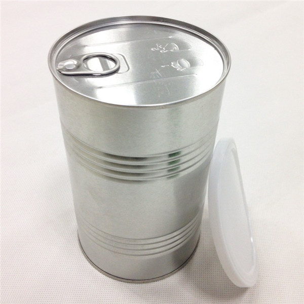 Ring-pull tins for packaging coffee