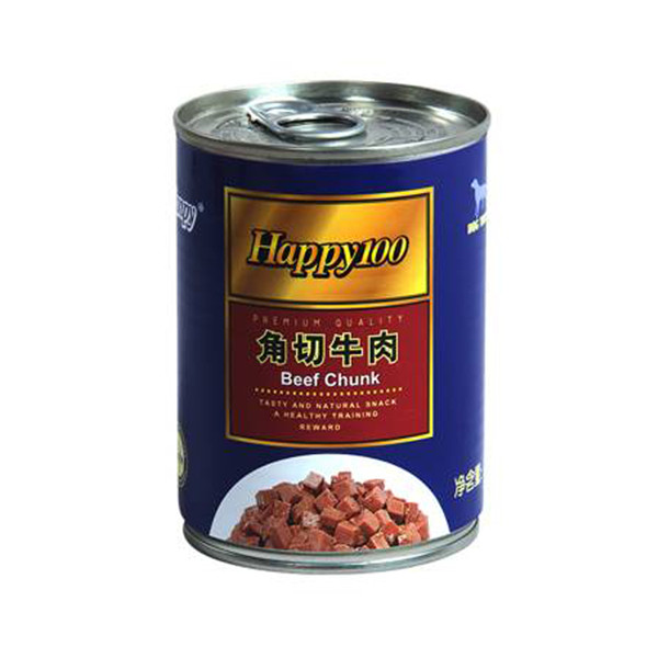 tin can for beef